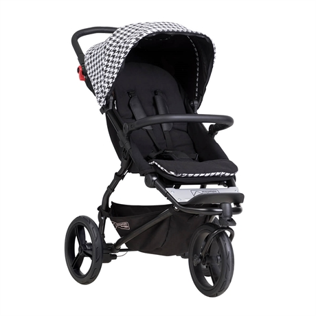 Mountain Buggy swift luxury collection- Pepita
